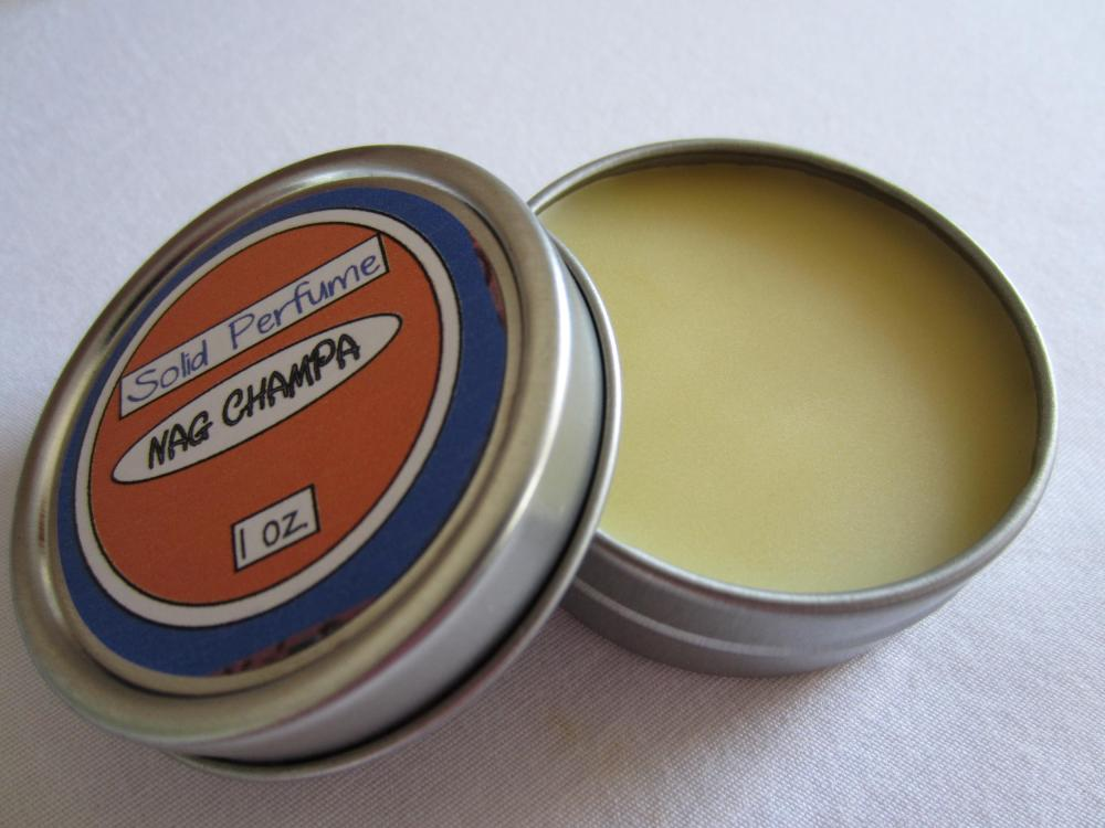 Nag Champa Solid Perfume